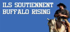 Supports to Buffalo Rising